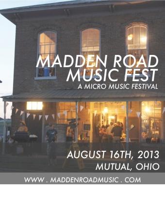 Madden Road Music Fest 2013