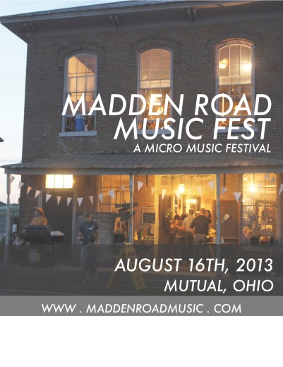 Madden Road Music Fest 2013