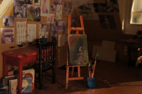 TRH dollhouse studio 6