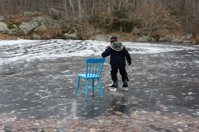 ice: blue chair 2