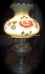Vintage Love Contest: Old Oil Lamp