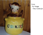 Vintage Love Contest: Cookie Jar