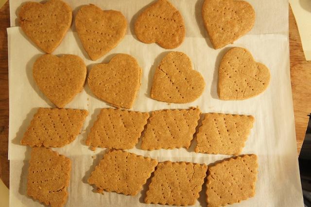 Valentine's Day Graham Crackers