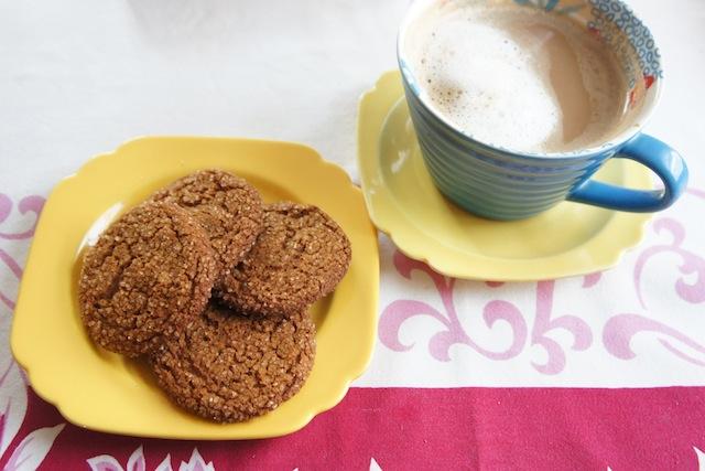 cookies & latte