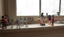 war on the windowsill