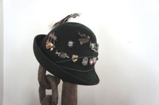Beer garden hat