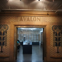 The legendary Avalon.