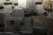 Printing press plates.