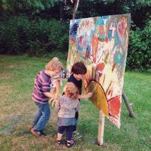 Madden Road Music Fest: the 2014 mural