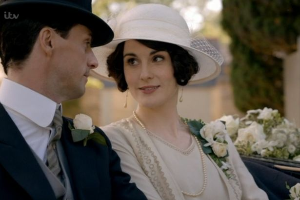 Downton Abbey, Season 6, Episode 8: Mary Has it Coming – The Roving Home